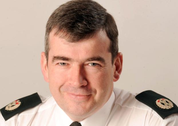 PSNI Deputy Chief Constable Drew Harris
