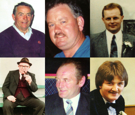 Six men were killed in Loughinisland on 18th June 1994