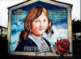 Julie Livingstone one of the 9 children killed by plastic bullets